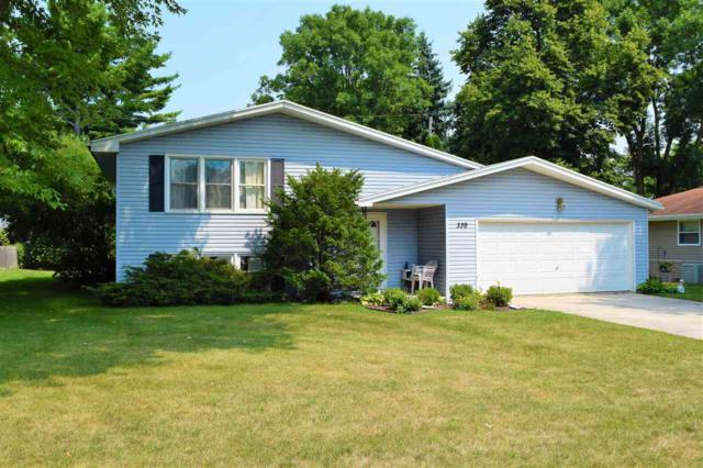 339 Vande Hei Road, Green Bay, WI 54301 (#50189636) :: Dallaire Realty
