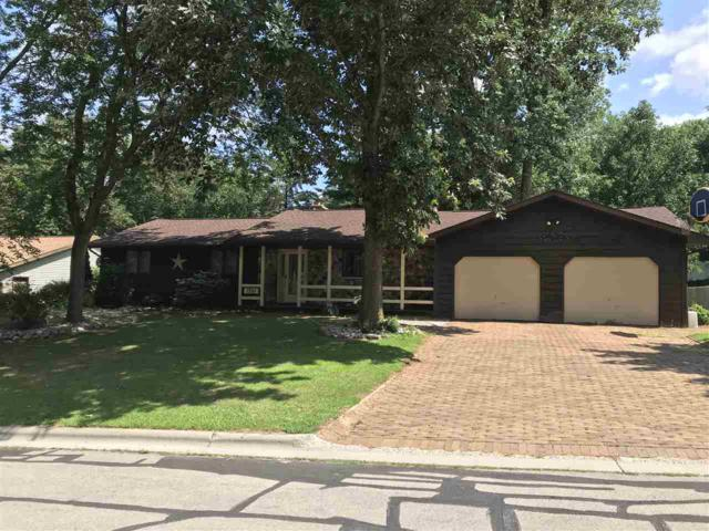 1321 Oasis Drive, Green Bay, WI 54313 (#50189650) :: Symes Realty, LLC