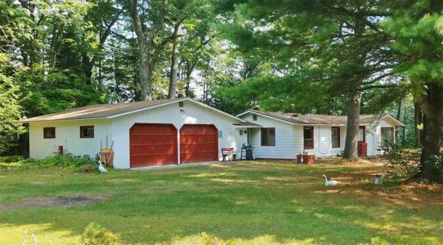N6896 Forest Haven Road, Shawano, WI 54166 (#50189666) :: Dallaire Realty