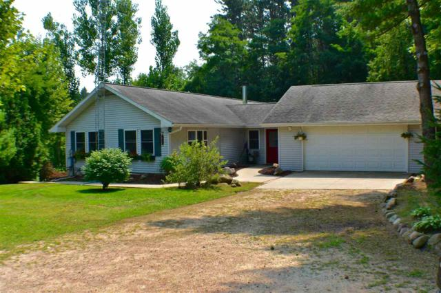 N4696 Pine Street, Pine River, WI 54965 (#50189668) :: Dallaire Realty