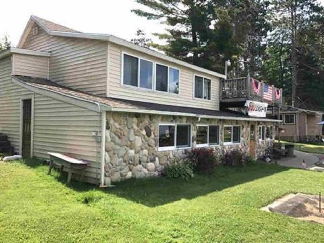 N11594 Post Lake Road, Elcho, WI 54428 (#50189737) :: Todd Wiese Homeselling System, Inc.