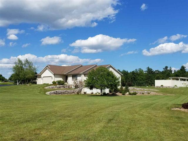 W8976 Pinecrest Lane, Shawano, WI 54166 (#50189740) :: Dallaire Realty