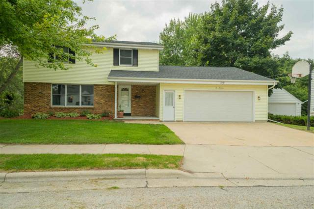 219 Taylor Street, Little Chute, WI 54140 (#50189755) :: Dallaire Realty