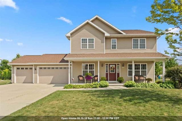 1614 Redwing Drive, Neenah, WI 54956 (#50189758) :: Dallaire Realty