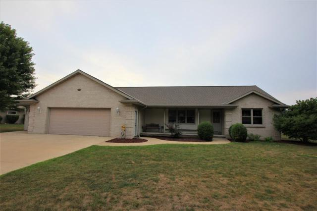 2514 Wilder Court, Green Bay, WI 54311 (#50189861) :: Dallaire Realty