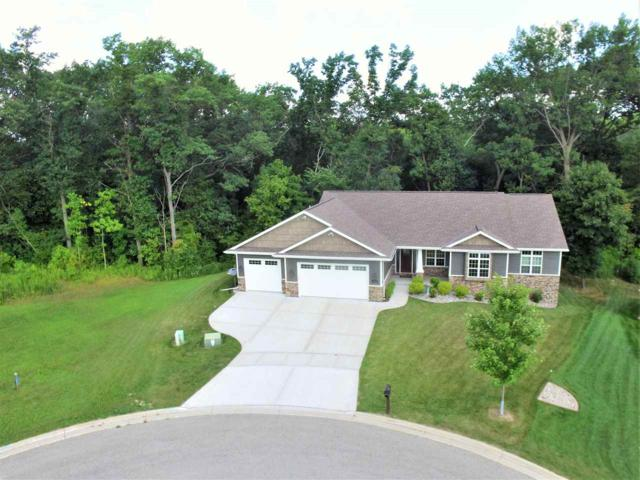 2124 Emmalane Court, Green Bay, WI 54311 (#50189867) :: Todd Wiese Homeselling System, Inc.