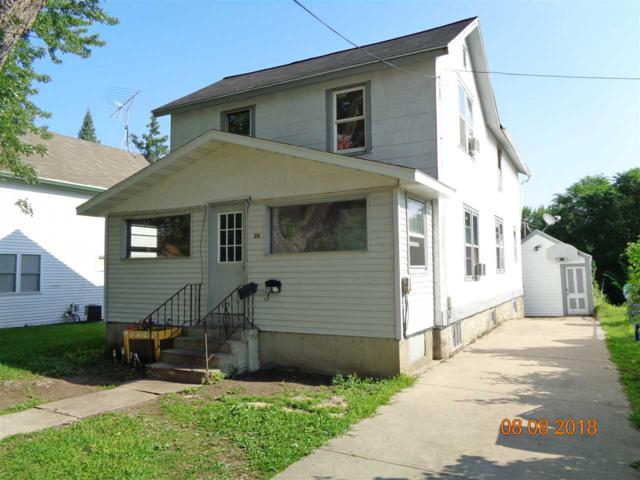 20 8TH Street, Clintonville, WI 54929 (#50189889) :: Symes Realty, LLC