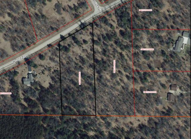 Woods Road, Shawano, WI 54166 (#50189892) :: Dallaire Realty