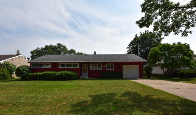 1707 E Glendale Avenue, Appleton, WI 54911 (#50189972) :: Dallaire Realty