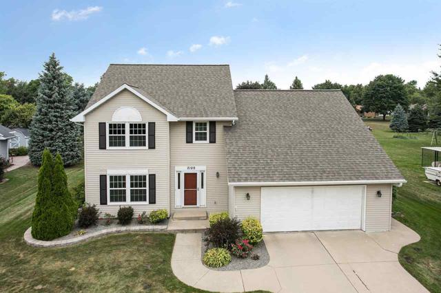 2109 Cumberland Drive, Green Bay, WI 54311 (#50189973) :: Dallaire Realty