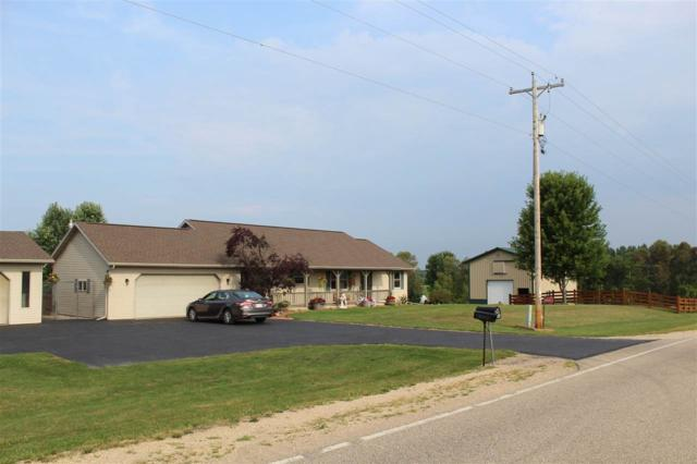 N4357 Hwy T, Shawano, WI 54166 (#50190017) :: Todd Wiese Homeselling System, Inc.