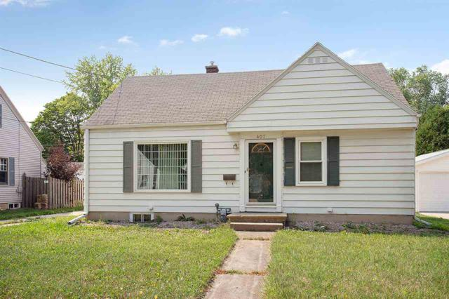 407 Wilson Avenue, Green Bay, WI 54303 (#50190051) :: Todd Wiese Homeselling System, Inc.
