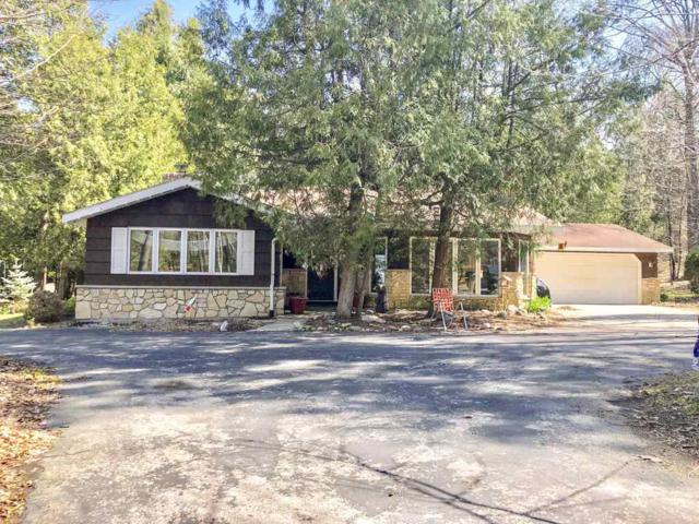 5156 Bay Shore Drive, Sturgeon Bay, WI 54235 (#50190390) :: Symes Realty, LLC