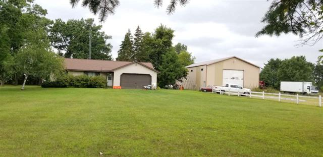 N7069 5TH Avenue, Plainfield, WI 54966 (#50190395) :: Todd Wiese Homeselling System, Inc.