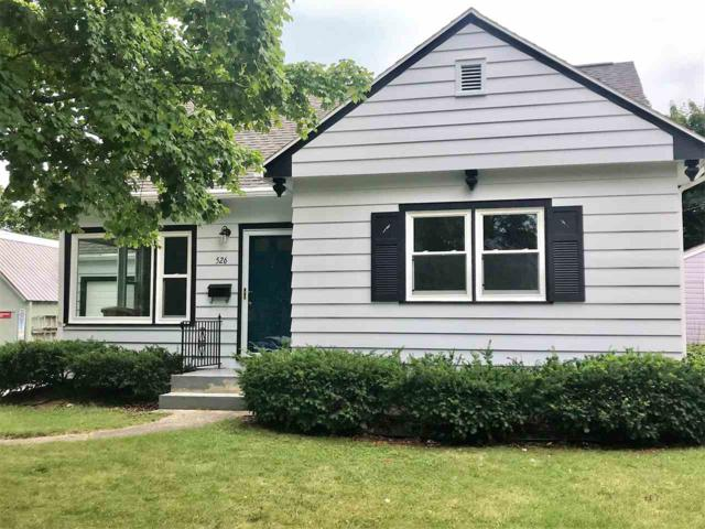 526 Rose Street, Kewaunee, WI 54216 (#50190778) :: Dallaire Realty