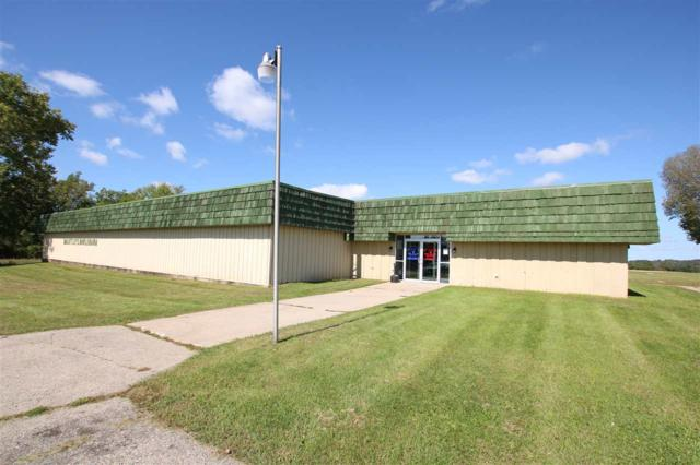 W1802 Hwy A, Green Lake, WI 54941 (#50191066) :: Todd Wiese Homeselling System, Inc.