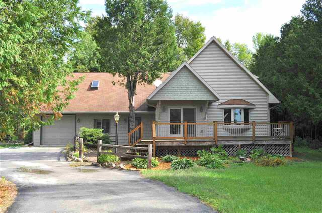 4832 Thome Road, Oconto, WI 54153 (#50191089) :: Dallaire Realty