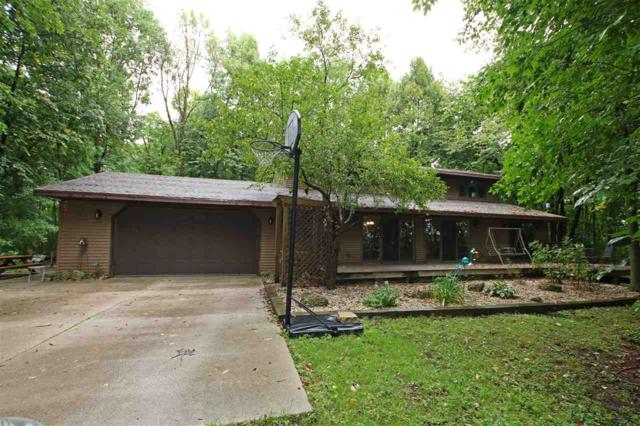 W6581 Hwy F, Brownsville, WI 53006 (#50191090) :: Symes Realty, LLC