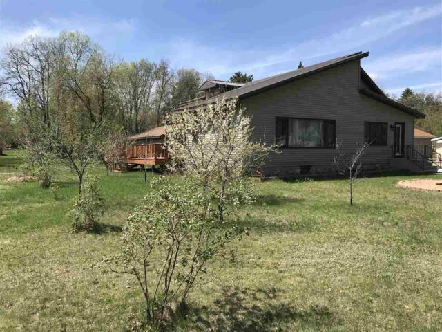 N6169 Lake Drive, Shawano, WI 54166 (#50191299) :: Dallaire Realty