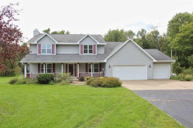 4592 Cooperstown Road, Denmark, WI 54208 (#50191301) :: Todd Wiese Homeselling System, Inc.