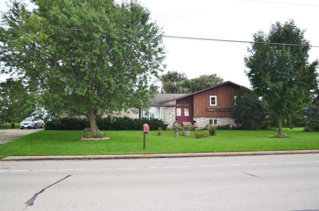 W2815 Hwy Jj, Kaukauna, WI 54130 (#50191358) :: Todd Wiese Homeselling System, Inc.