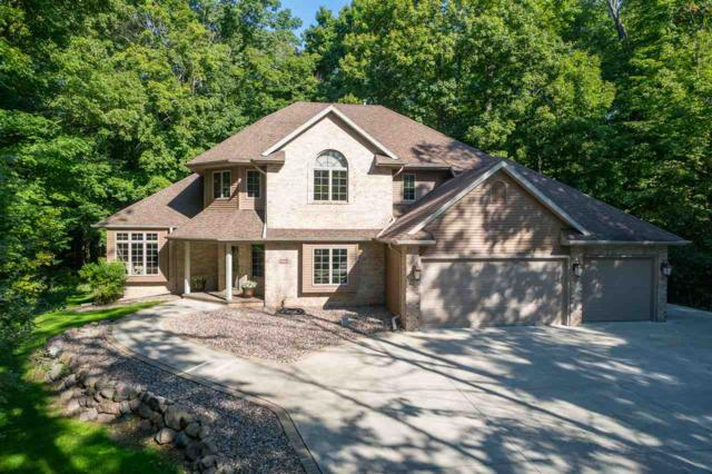 N245 Hickory Meadows Lane, Appleton, WI 54914 (#50191420) :: Dallaire Realty