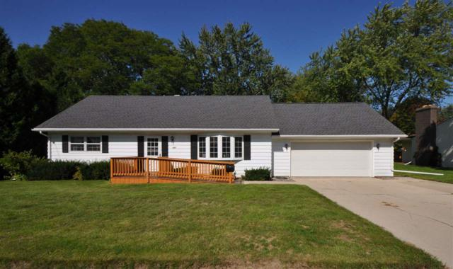 140 S Webster Avenue, De Pere, WI 54115 (#50191487) :: Dallaire Realty