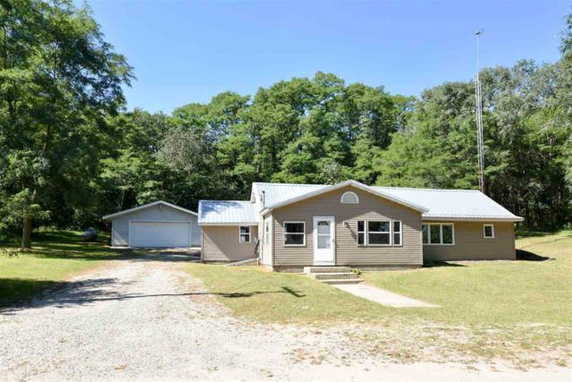 N2965 13TH Avenue, Wautoma, WI 54982 (#50191554) :: Dallaire Realty