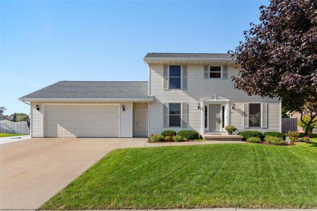 1001 Kristy Street, Kaukauna, WI 54130 (#50191597) :: Dallaire Realty