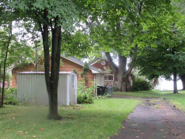 N5801 Rockland Beach Road, Hilbert, WI 54129 (#50191676) :: Dallaire Realty