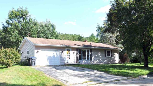 1714 Cardinal Street, New London, WI 54961 (#50191695) :: Dallaire Realty
