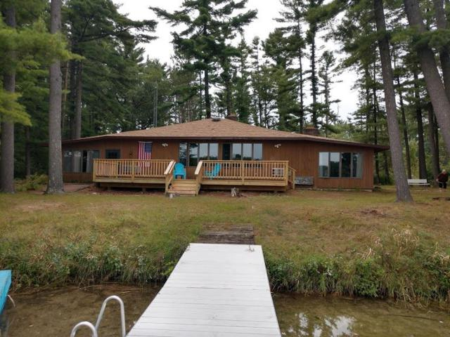 N5201 E Little Silver Lake Road, Wild Rose, WI 54984 (#50191712) :: Symes Realty, LLC