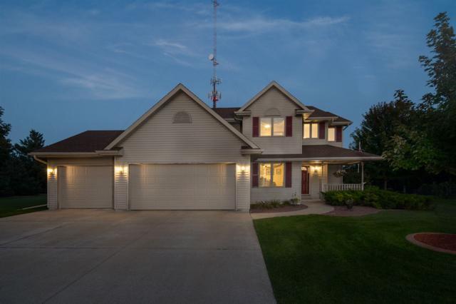 1532 E Bedford Lane, Appleton, WI 54915 (#50191718) :: Dallaire Realty