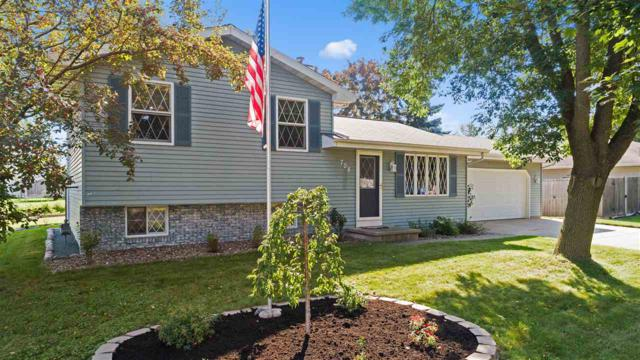 708 S Sunshine Drive, Appleton, WI 54915 (#50191720) :: Dallaire Realty