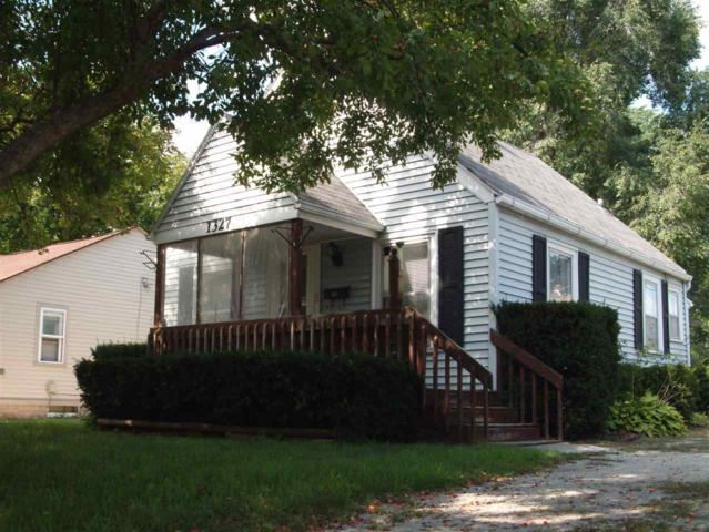 1327 Weise Street, Green Bay, WI 54302 (#50191762) :: Dallaire Realty