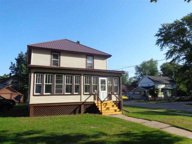 231 E Division Street, Shawano, WI 54166 (#50191792) :: Dallaire Realty