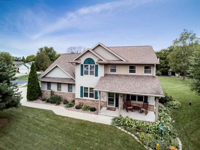 1289 Willow Springs Road, Oshkosh, WI 54904 (#50191794) :: Dallaire Realty