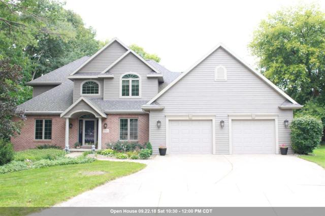 1035 Coprinus Court, Green Bay, WI 54313 (#50191815) :: Symes Realty, LLC