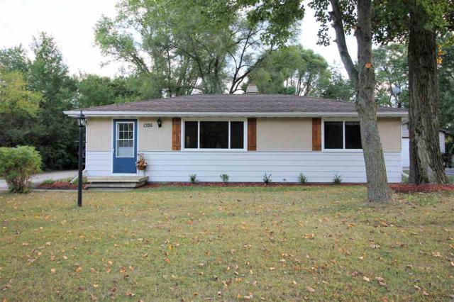 1326 Crystal Court, Waupaca, WI 54981 (#50191855) :: Dallaire Realty