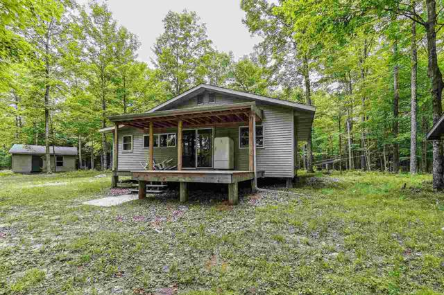 N8527 Old Rail Road, Porterfield, WI 54159 (#50191986) :: Dallaire Realty