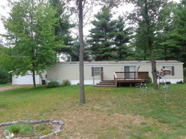 W4974 Parkwood Avenue, Shawano, WI 54166 (#50191991) :: Dallaire Realty