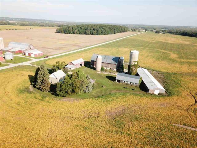 1010 Curve Road, Forestville, WI 54213 (#50192010) :: Dallaire Realty