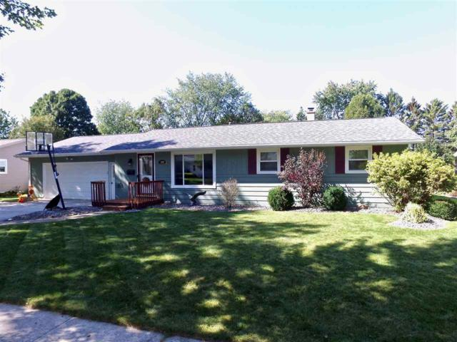 1405 Hillcrest Avenue, Kewaunee, WI 54216 (#50192066) :: Symes Realty, LLC