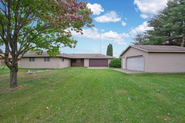 N9388 Cedar Springs Drive, Neshkoro, WI 54960 (#50192068) :: Todd Wiese Homeselling System, Inc.