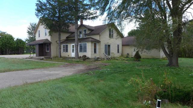 9197 Hwy 66, Rosholt, WI 54473 (#50192140) :: Todd Wiese Homeselling System, Inc.