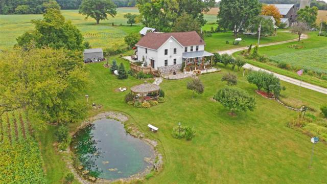 N5269 35TH Drive, Fremont, WI 54940 (#50192187) :: Symes Realty, LLC