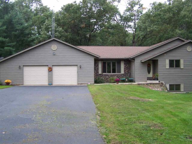 N5467 6TH Avenue, Plainfield, WI 54966 (#50192257) :: Todd Wiese Homeselling System, Inc.