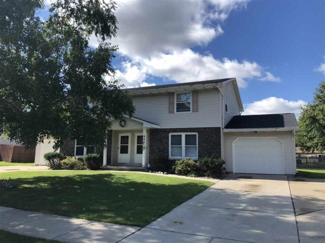 486 N Good Hope Road, De Pere, WI 54115 (#50192309) :: Dallaire Realty
