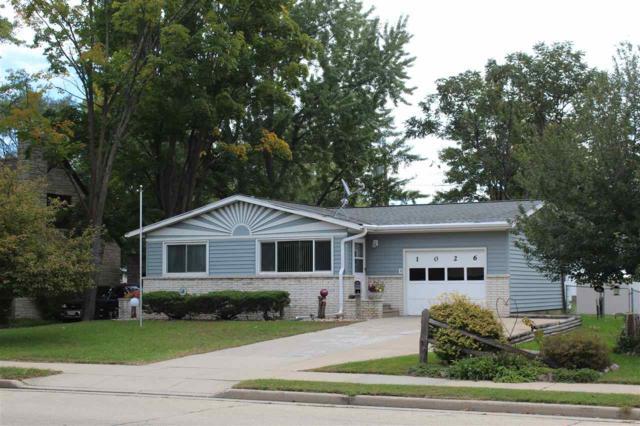 1026 S Main Street, Shawano, WI 54166 (#50192453) :: Symes Realty, LLC