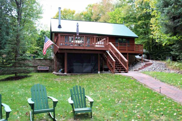 N10754 E Shore Road, Pearson, WI 54462 (#50192473) :: Todd Wiese Homeselling System, Inc.